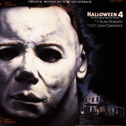Alan Howard - Halloween 4-Incl.Halloween T - Preis vom 26.02.2021 06:01:53 h