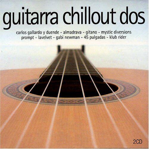Guitarra Chillout - Vol.2-Guitarra Chillout - Preis vom 03.09.2020 04:54:11 h