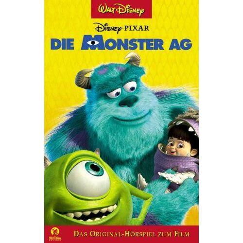 Disney Die Monster Ag [Musikkassette] [Musikkassette] - Preis vom 31.10.2020 05:52:16 h