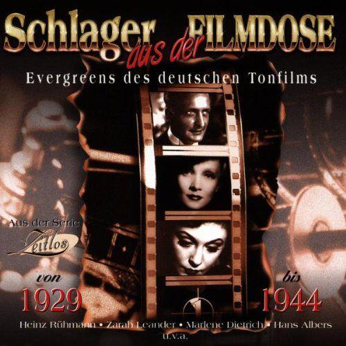 Various - Schlager aus der Filmdose - Preis vom 31.05.2020 05:05:52 h