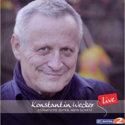 Konstantin Wecker & Spring String Quartet - Stürmische Zeiten, mein Schatz - Preis vom 12.09.2019 05:49:50 h