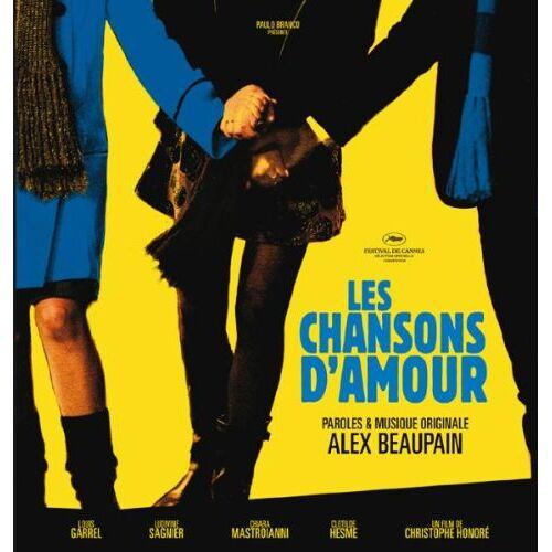 Ost - Chanson Der Liebe/Les Chansons D'amour - Preis vom 08.05.2021 04:52:27 h