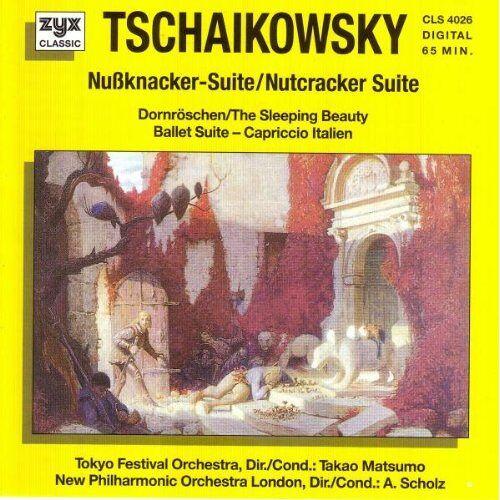 Tschaikowsky - Nussknacker-Suite Op. 71a u.a. - Preis vom 06.09.2020 04:54:28 h