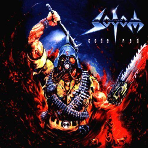 Sodom - Code Red - Preis vom 15.09.2019 05:50:10 h