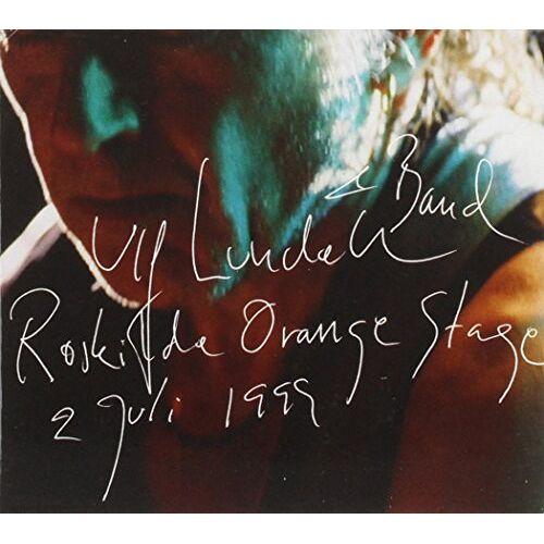 Ulf Lundell - Roskilde Orange Stage 1999 - Preis vom 05.09.2020 04:49:05 h