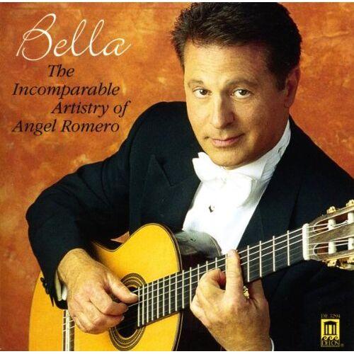 Angel Romero - Bella/Romero - Preis vom 20.10.2020 04:55:35 h