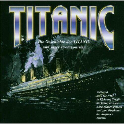 Various - Titanic (die Melodien der Titanic) - Preis vom 11.05.2021 04:49:30 h