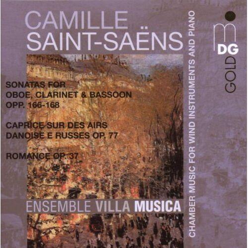 Ensemble Kammermusik für Bläser und Klavier - Preis vom 13.05.2021 04:51:36 h