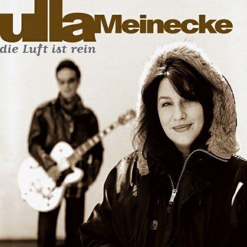 Ulla Meinecke - Die Luft Ist Rein - Preis vom 14.04.2021 04:53:30 h