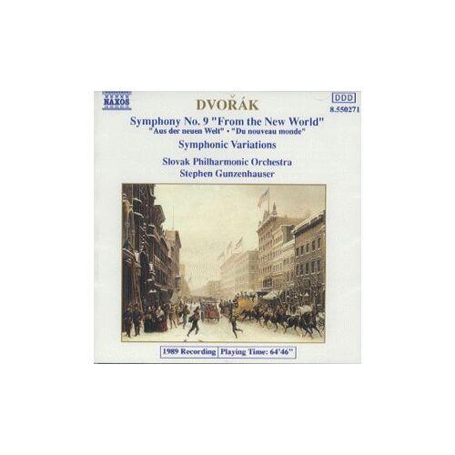 Gunzenhauser - Dvorak: Sinfonie 9 Slovak - Preis vom 18.10.2020 04:52:00 h