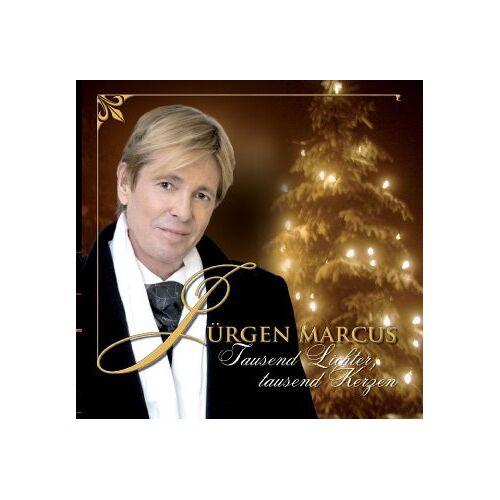 Jürgen Marcus - Tausend Lichter,Tausend Kerzen - Preis vom 16.05.2021 04:43:40 h
