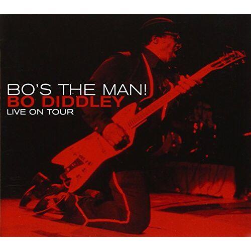 Bo Diddley - Bo's the Man - Preis vom 21.04.2021 04:48:01 h