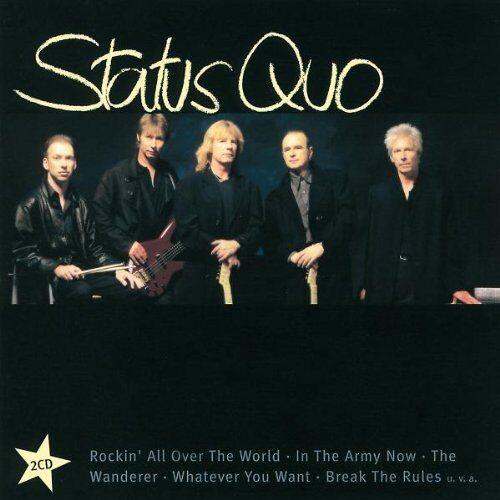 Status Quo - Status Quo (Star Boulevard) - Preis vom 25.01.2021 05:57:21 h