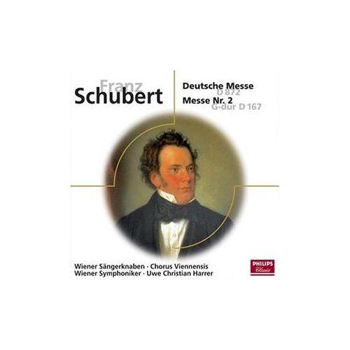 Uwe Christian Harrer - Deutsche Messe,Messe 2 (Eloquence) - Preis vom 03.05.2021 04:57:00 h