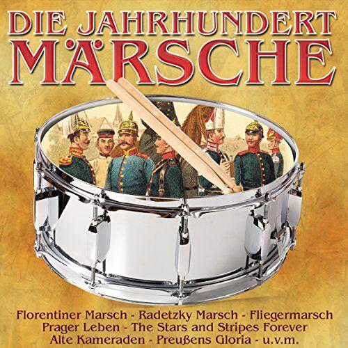 Various - Die Jahrhundertmärsche - Preis vom 09.05.2021 04:52:39 h