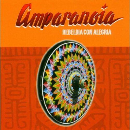 Amparanoia - Rebeldia Con Alegria - Preis vom 05.09.2020 04:49:05 h