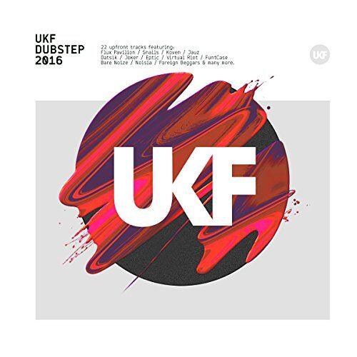 Various - UKF Dubstep 2016 (CD+MP3) - Preis vom 15.04.2021 04:51:42 h