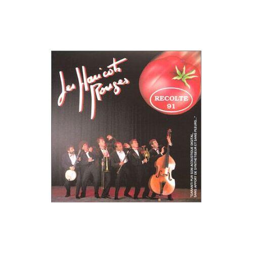 Les Haricots Rouges - Recolte 1991 - Preis vom 20.10.2020 04:55:35 h