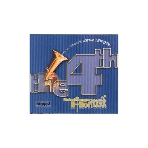 Unterbiberger Hofmusik - The 4th - Oans Zwoa Drei Viere - Preis vom 03.12.2020 05:57:36 h