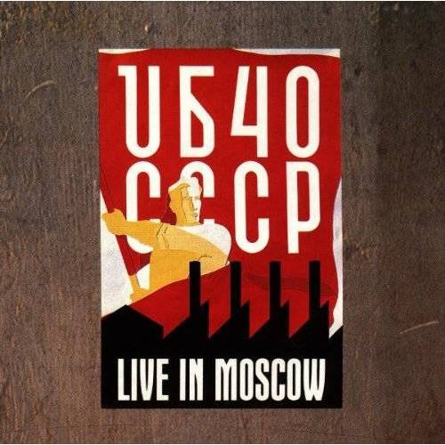 Ub40 - Cccp-Live in Moscow - Preis vom 20.10.2020 04:55:35 h
