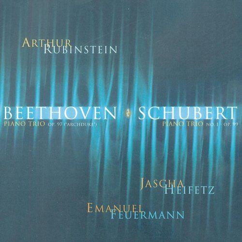 Artur Rubinstein - Rubinstein Collection Vol.12: Klaviertrios - Preis vom 20.10.2020 04:55:35 h