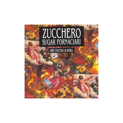 - SUGAR FORNACIARI CD FRENCH POLYDOR 1989 - Preis vom 06.08.2020 04:52:29 h