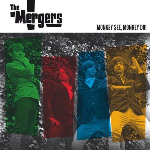 The Mergers - Monkey See,Monkey Do! - Preis vom 27.02.2021 06:04:24 h