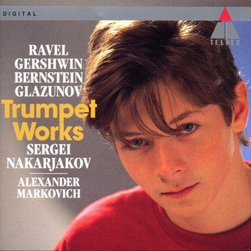Nakarjakov - Werke für Trompete und Klavier - Preis vom 08.05.2021 04:52:27 h