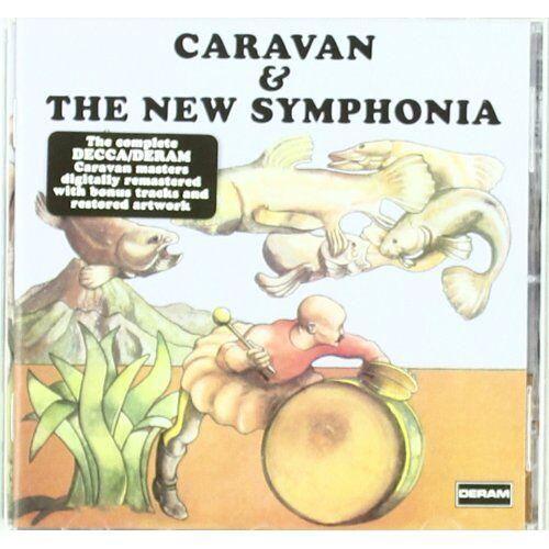Caravan - Caravan & The New Symphonia - Preis vom 05.03.2021 05:56:49 h