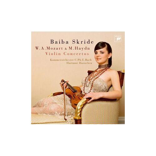 Baiba Skride - Violinkonzerte - Preis vom 22.10.2020 04:52:23 h