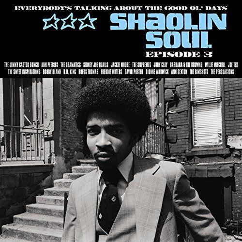 Vari-Shaolin Soul Episode 3 - Shaolin Soul Episode 3 [Vinyl LP] - Preis vom 12.05.2021 04:50:50 h