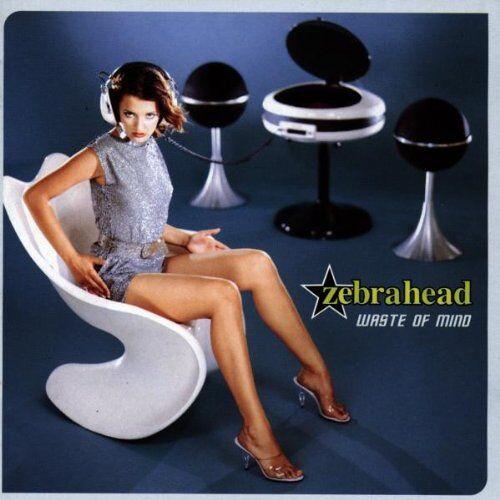 Zebrahead - Waste of Mind - Preis vom 20.10.2020 04:55:35 h