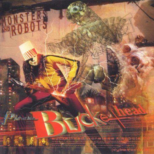 Buckethead - Monsters & Robots - Preis vom 07.05.2021 04:52:30 h