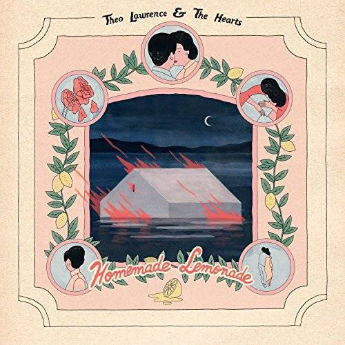 Theo Lawrence & the Hearts - Homemade Lemonade - Preis vom 13.01.2021 05:57:33 h