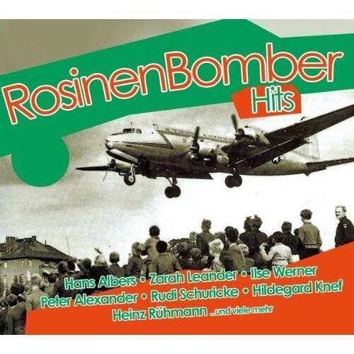 Various - Rosinenbomber Hits - Preis vom 04.10.2020 04:46:22 h