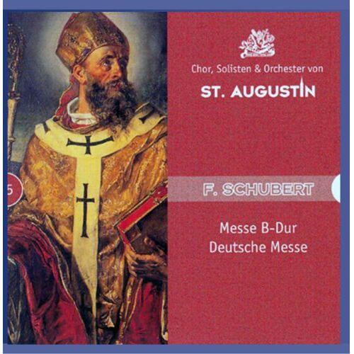 Chor und Orchester von St. Augustin - Messe B-Dur - Deutsche Messe - Preis vom 05.09.2020 04:49:05 h