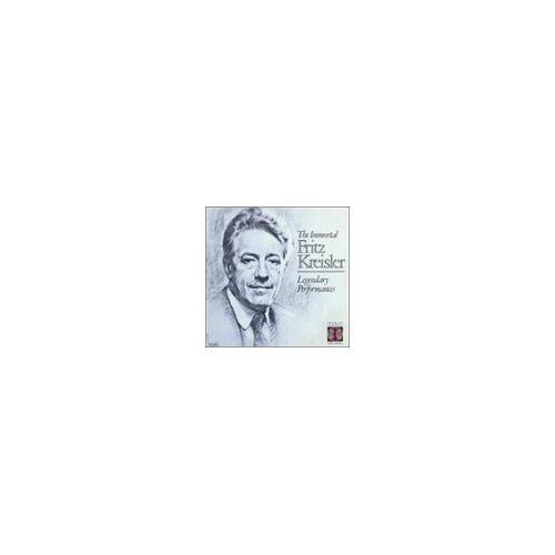 Fritz Kreisler - Immortal Fritz Kreisler - Preis vom 09.04.2021 04:50:04 h