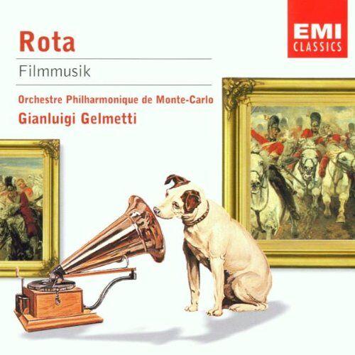 G. Gelmetti - Filmmusik - Preis vom 26.02.2021 06:01:53 h