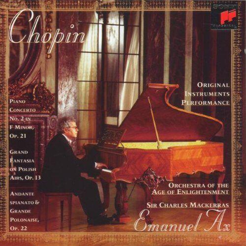 E. Ax - Chopin: Klavierkonzert 2 - Preis vom 18.04.2021 04:52:10 h