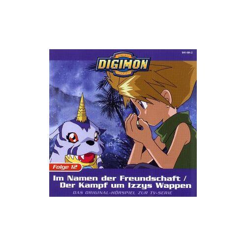 Digimon - Folge 12: Im Namen der Freundschaft - Preis vom 05.05.2021 04:54:13 h