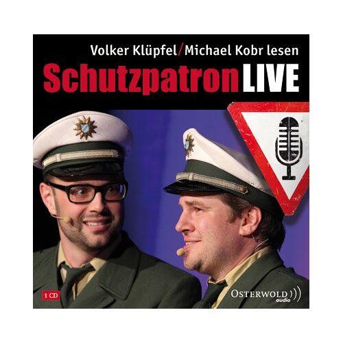 Michael Kobr - Schutzpatron LIVE: 1 CD - Preis vom 06.03.2021 05:55:44 h