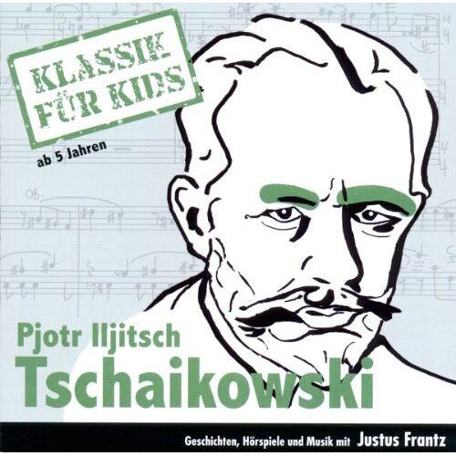 Klassik für Kids - Tschaikowsky - Preis vom 17.04.2021 04:51:59 h