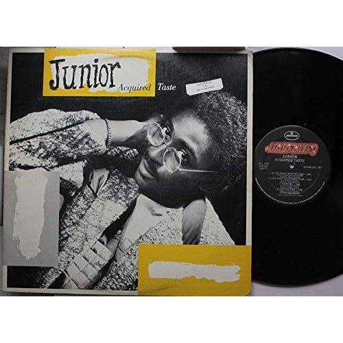 Junior - Acquired taste (1985) [Vinyl LP] - Preis vom 03.05.2021 04:57:00 h