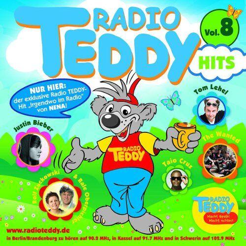 Various - Radio Teddy Hits Vol.8 - Preis vom 03.09.2020 04:54:11 h