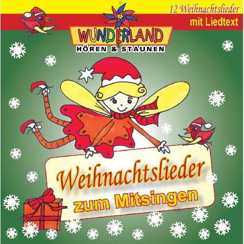 Various - Karaoke Weihnachtslieder zum Mitsingen für Kinder mit Liedtexten - Preis vom 14.04.2021 04:53:30 h