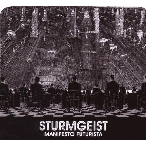 Sturmgeist - Manifesto Futurista (Ltd.Digi) - Preis vom 20.01.2021 06:06:08 h