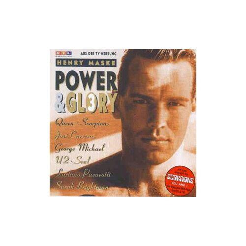 Various - Henry Maske - Power & Glory 3 - Preis vom 22.02.2021 05:57:04 h