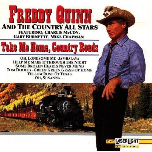 Freddy Quinn - Freddy Quinn-Take Me Home/+ - Preis vom 18.04.2021 04:52:10 h