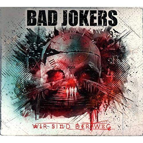 Bad Jokers - Wir Sind der Weg (Inkl. Patch + Sticker) - Preis vom 18.04.2021 04:52:10 h