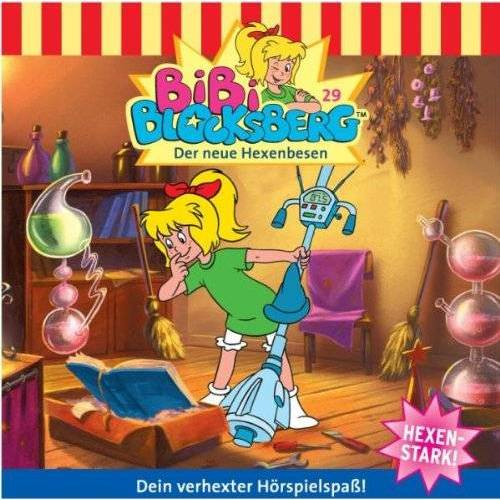 Bibi Blocksberg - Der neue Hexenbesen - Preis vom 20.10.2020 04:55:35 h